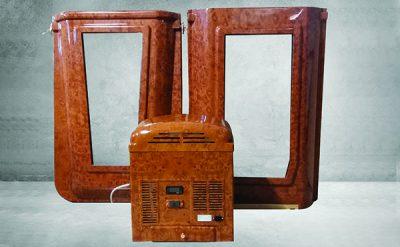 Réfrigérateur type Droit