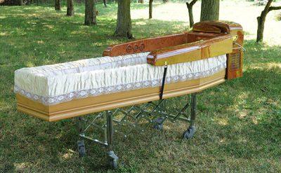 F1 Sprint accessoire pour cercueil