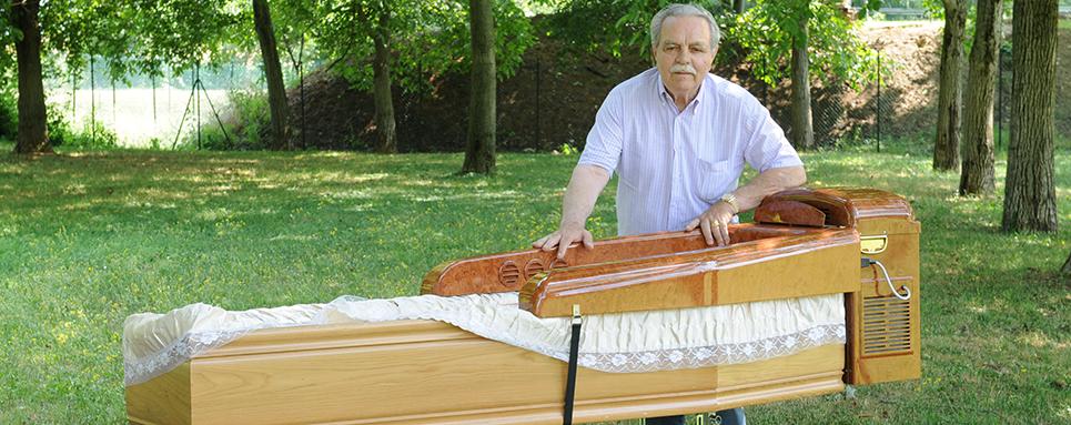 olivetti articoli funerari, articoli funebri