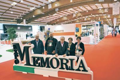 Salon Memoria Expo 2019 Brescia