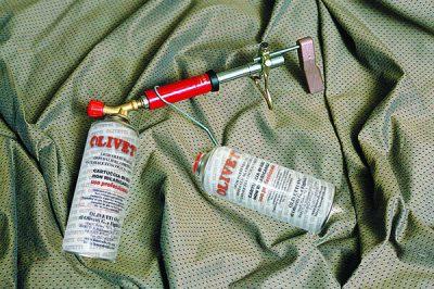 Saldatori con bomboline usa e getta